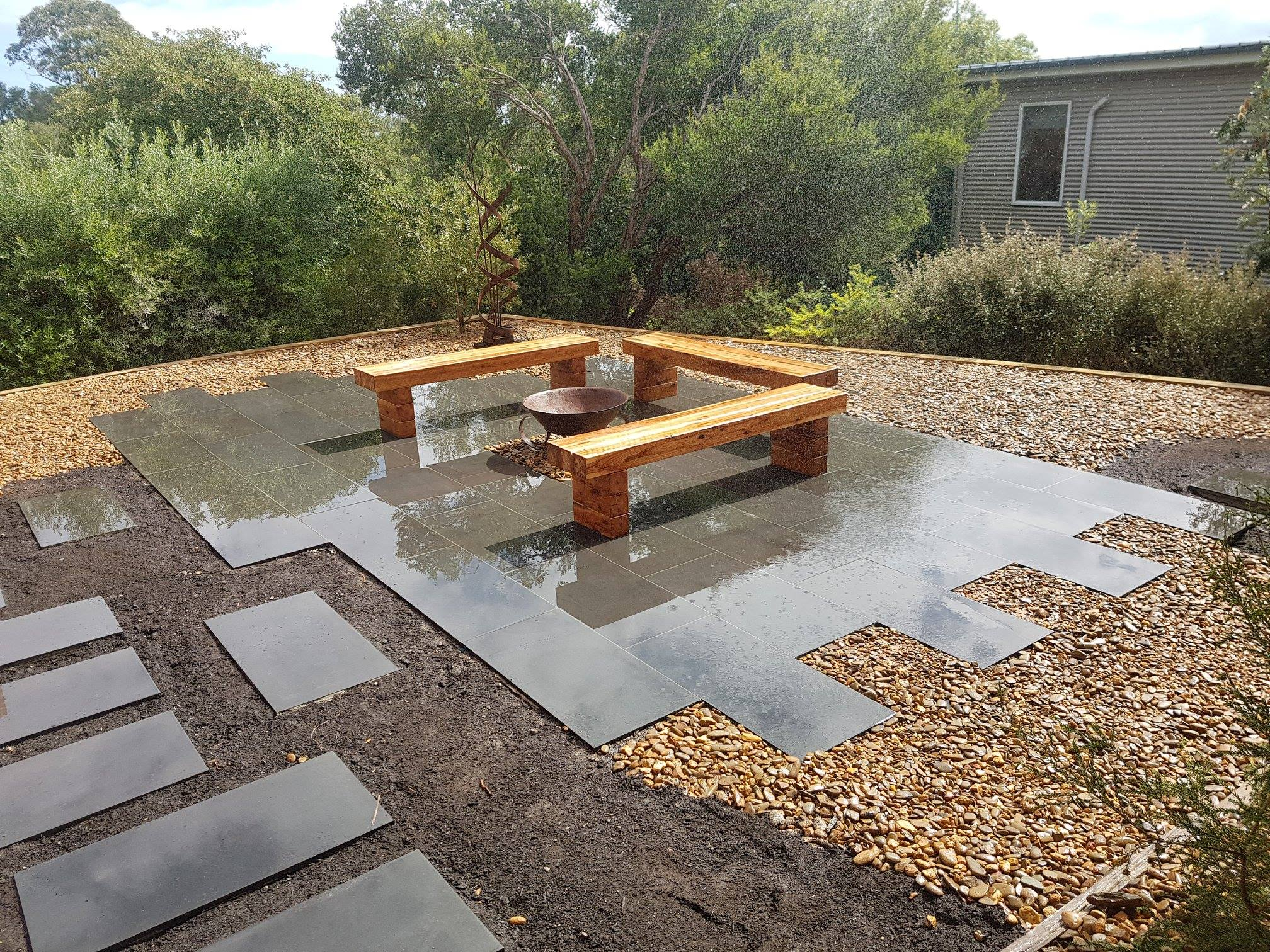 fourseasons garden landscaping Mornington